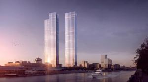 Объем нового предложения в бизнес-классе в Москве достиг рекордных 1,5 млн кв. м