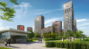 У будущих станций метро продается 20% новостроек Москвы