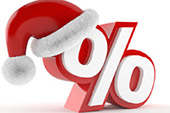 Новогодние скидки в Форест 8 процентов